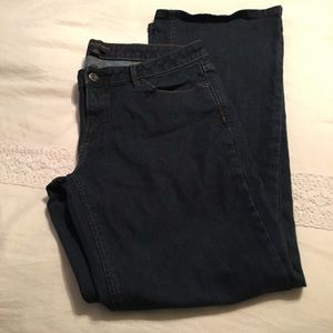 Like new condition banana republic jeans